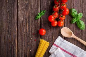 שולחן הכנת אוכל